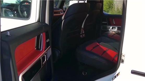 19款奔驰G500价格 进口越野满配升级